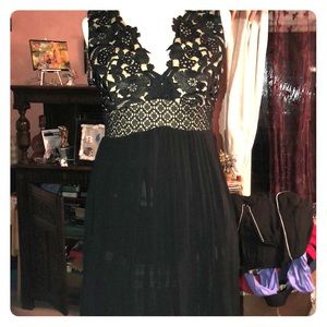 Heartloom - Lace, Pleated Babydoll Dress  -Sweet❣️
